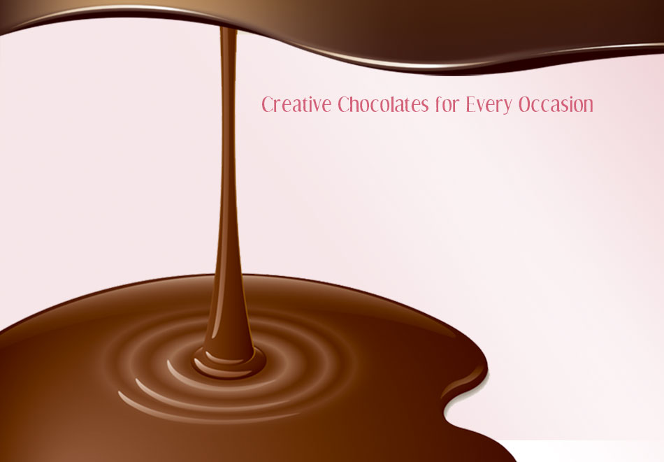 Creative Chocolates NJ Photos Of Handmade Chocolate Lollipops Favors Centerpieces And More